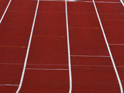 Sprinting Tracks are great for HIIT