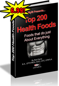 Top 200 Health Foods